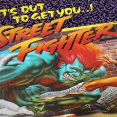 STREET FIGHTER II  Vs SHADOW FIGHTER  – Amiga