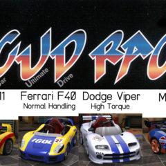 SEGA SCUD RACE – Coin-Op (1996)