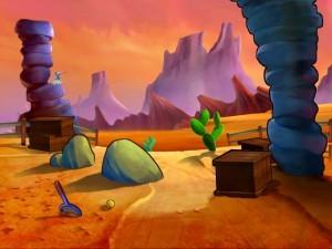 Un'immagine di gioco