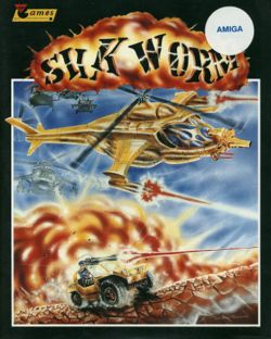 SILK WORM – Amiga/Commodore 64 (1988)