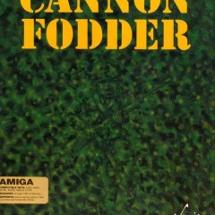 CANNON FODDER – Amiga (1993) / Game Boy Color (2000)