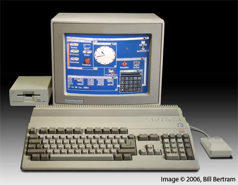 TUTORIAL: Sostituire il floppy dell'Amiga con un floppy PC