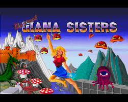 THE GREAT GIANA SISTER – Commodore 64 (1987)