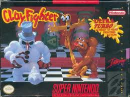 CLAYFIGHTER – Super Nintendo (1993)
