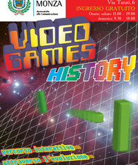 EVENTO – VideoGame History 2010