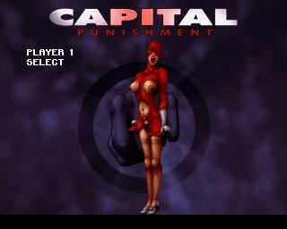 CAPITAL PUNISHMENT – Amiga (1996)