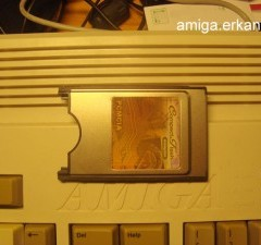 TUTORIAL: Hard Disk su Amiga con schede Compact Flash