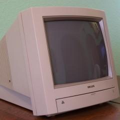TUTORIAL: Commodore 64, Amiga e Mega Drive collegati ad un monitor Philips CM-8833 (Stereo)