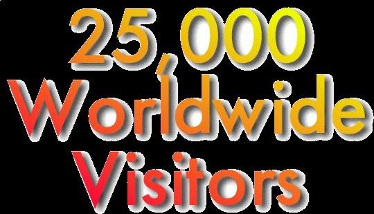 25.000 VISITE!