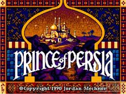 PRINCE OF PERSIA – All Versions (1989)