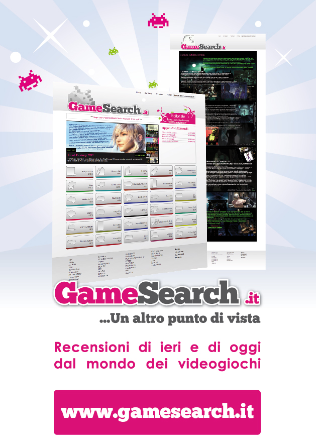 INTERVISTA A GAMESEARCH.IT: il mondo videoludico a 360 gradi