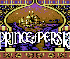 PRINCE OF PERSIA – Commodore 64 (2011)