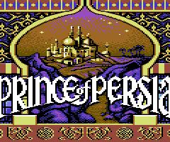 PRINCE OF PERSIA – Commodore 64 (2011)