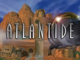 La cover di Atlantide, avventura grafica prodotta da Colors