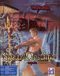 Immagine della confezione del gioco Spear Of Destiny