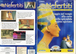NEFERTITI, avventura di Colors disponibile al download gratuito!