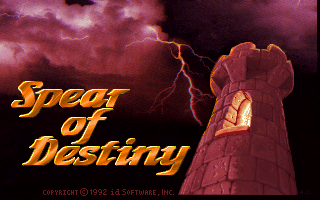 SPEAR OF DESTINY – PC (1992)
