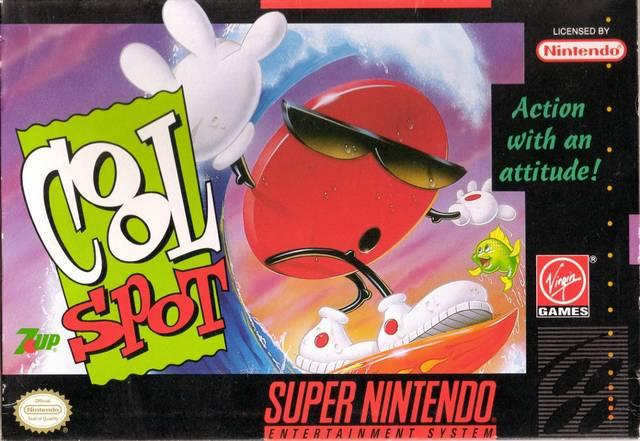COOL SPOT – Amiga (1993)