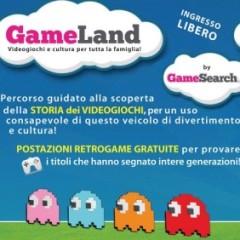 EVENTO – GameLand Castiraga Vidardo  23-30 Settembre 2012!