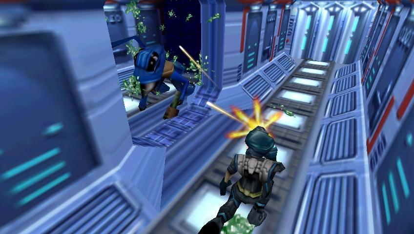 JET FORCE GEMINI – Nintendo 64 (1999)