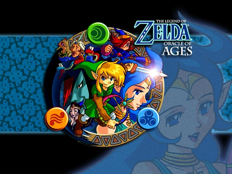 THE LEGEND OF ZELDA: ORACLE SERIES – Game Boy Color (2001)