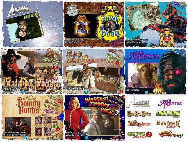 SPECIALE – LASER GAMES: l'innovativa tecnologia degli anni '80