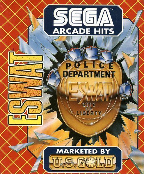 E-SWAT – Coin-Op (1989)