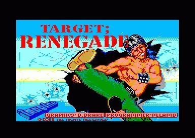 RENEGADE SAGA (1986 – 1988 – 1989)