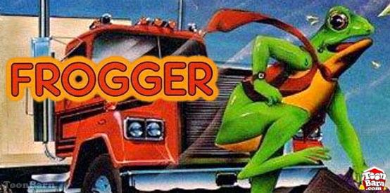 FROGGER – All Versions (1981)