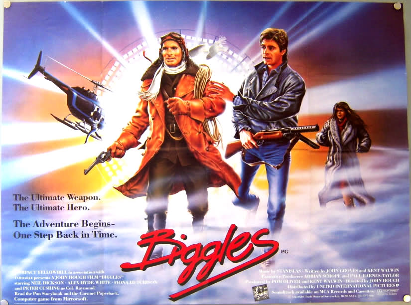 BIGGLES – Il Film (1986)