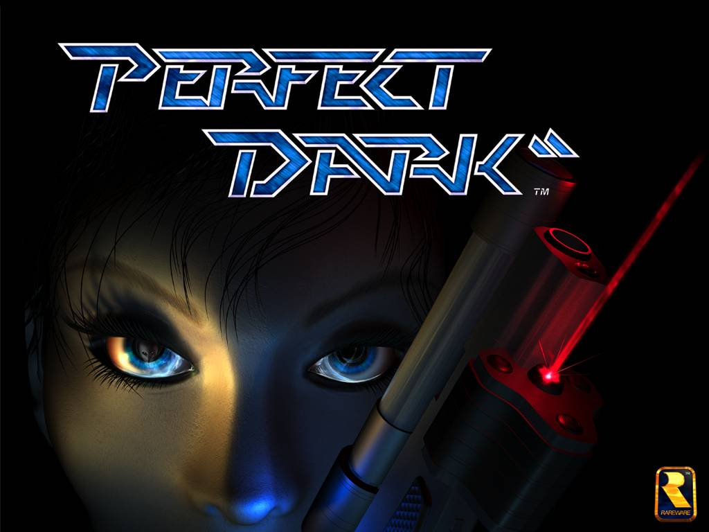 PERFECT DARK  – Nintendo 64 (2000)