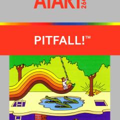 PITFALL – Atari 2600 (1983)