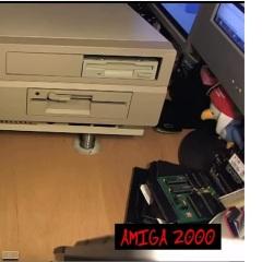 L'Angolo Del Tecnico: AMIGA 2000