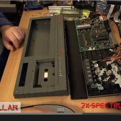 L'Angolo del Tecnico: ZX SPECTRUM+2