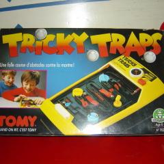 TOMY TRICKY TRAPS