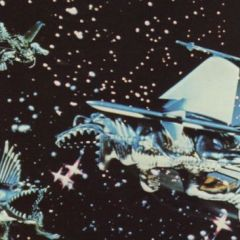 DEMON ATTACK – Atari 2600 (1982)