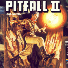 PITFALL II: LOST CAVERNS – Atari 2600 (1984)