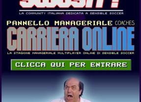 INTERVISTA A GABRY1980 DI SWOSIT: Sensible Soccer ritorna…ONLINE!