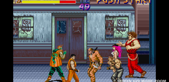 FINAL FIGHT – All versions (1989)