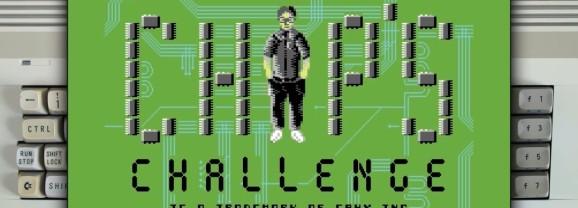 CHIP'S CHALLENGE – Commodore 64 (1990)