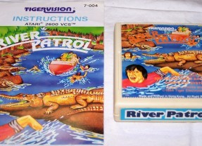 RIVER PATROL – Coin Op (1981)