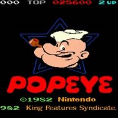 POPEYE – All versions (1982)