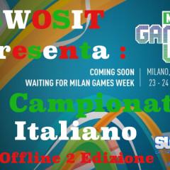 EVENTO – Torneo di Sensible Soccer Offline al Milan Games Week 2015!