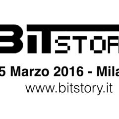 EVENTO – BitStory 2016 a Milano!