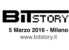 BitStory 2016 a Milano!