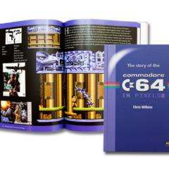 LIBRO – THE STORY OF C64 IN PIXELS – Chris Wilkins