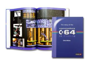 THE STORY OF C64 IN PIXELS – Chris Wilkins