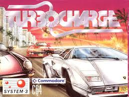 TURBO CHARGE – Commodore 64 (1991)
