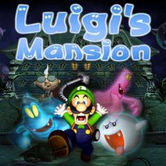 LUIGI'S MANSION – GameCube (2001)
