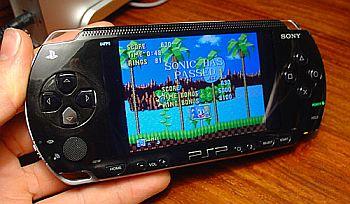 La piccola ma grande PSP...